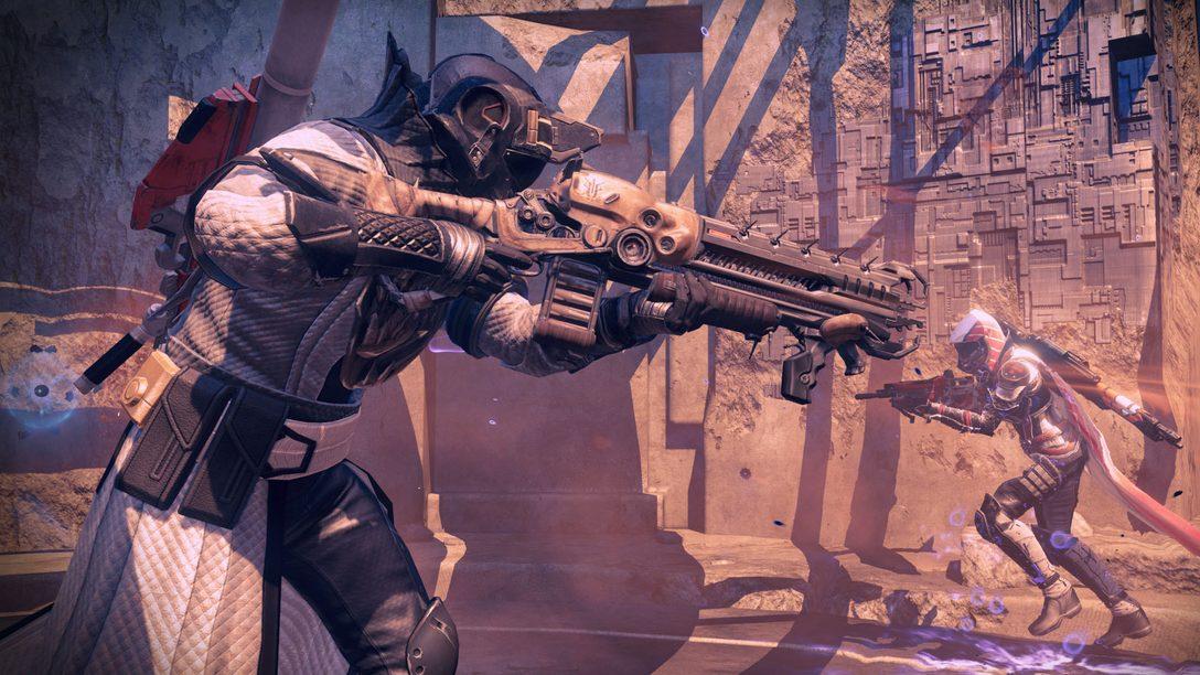 Destiny House of Wolves: Detalhes sobre o Crisol