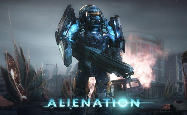 Novidades do Alienation