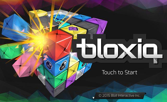 O Puzzle Baseado em Cubos Bloxiq Chega ao PS Vita em 14 de Abril