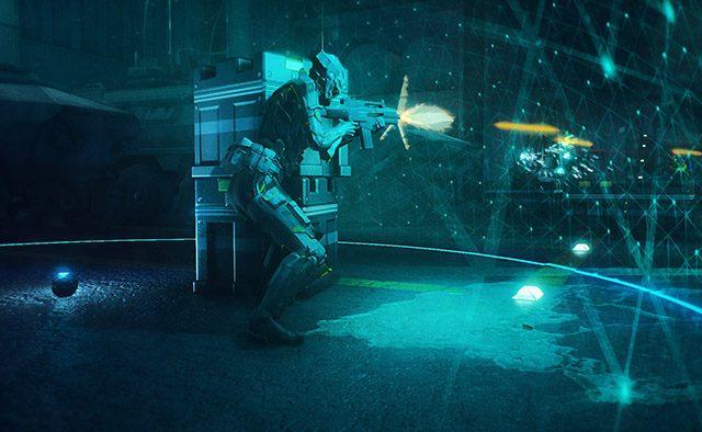 Hollowpoint: Co-op de Alta Intensidade no PS4