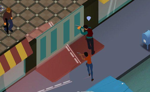 LA Cops, jogo de tiro com visão top-down e temática setentista chega ao PS4 na semana que vem