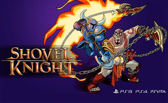 Shovel Knight vs. God of War