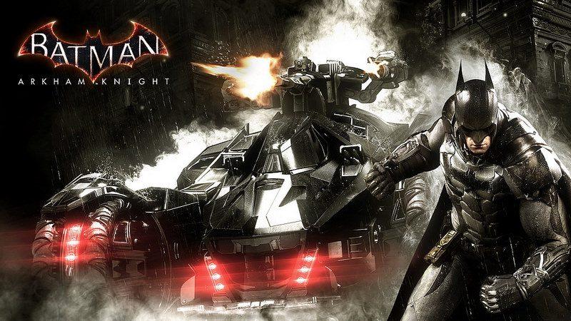 Arkham Insider Explora o Design de Batman: Arkham Knight