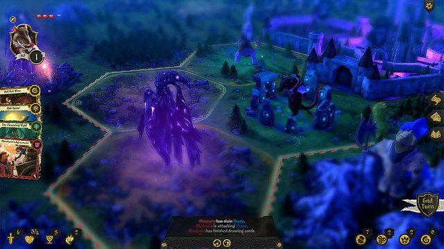 Armello Chegando ao PS4, Inspirado por Jogos de Tabuleiro