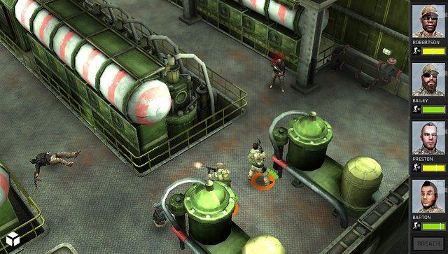 Breach & Clear se infiltra no PS Vita amanhã