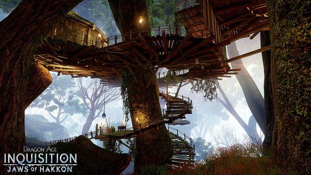 Dragon Age: Inquisition tem Nova Aventura com Jaws of Hakkon, que Chega Hoje