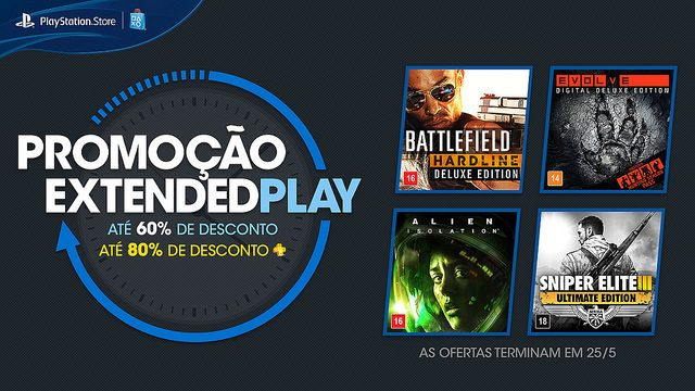 Promoção Extended Play: Ofertas em Jogos com Conteúdos Add-On