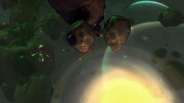 Lost Orbit Redesenha a Morte nos Games