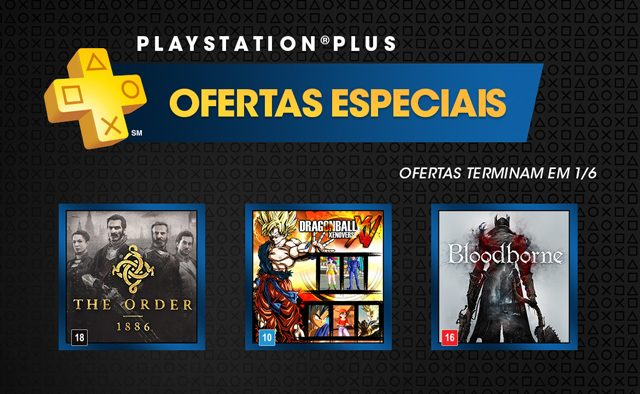 Apresentando Ofertas Especiais PlayStation Plus, Descontos Exclusivos para Assinantes