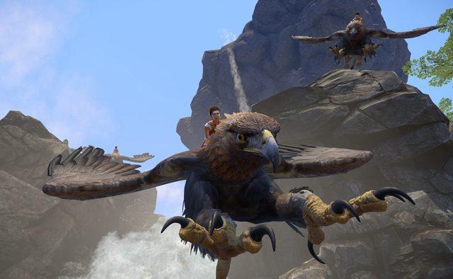 Wander Chega ao PS4 em 4 de Junho