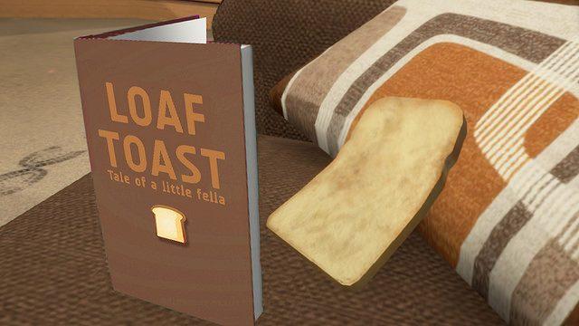 I am Bread abrindo caminho até o PS4
