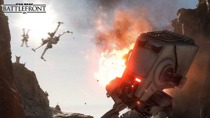 Star Wars Battlefront: Survival on Tatooine
