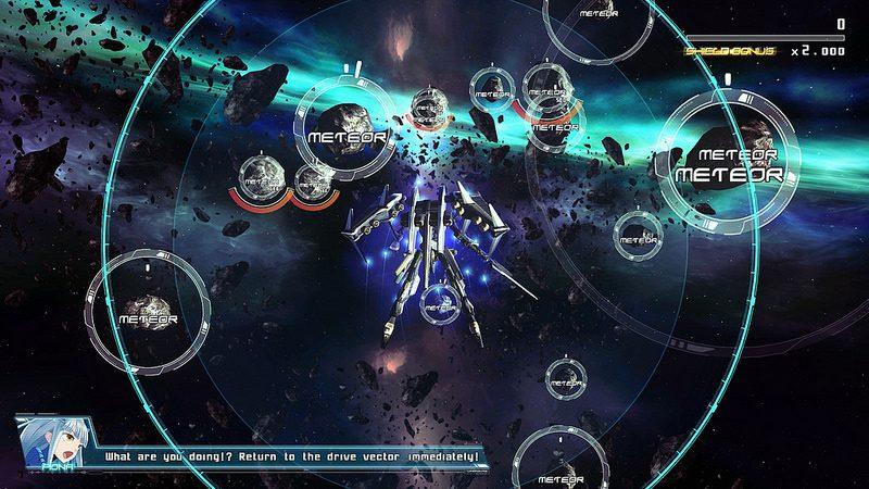 Jogo de Tiro Cinemático Astebreed Chega ao PS4 em 25 de Junho
