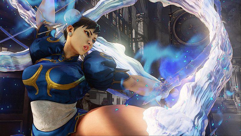 Street Fighter V: Detalhes do Sistema de Combate