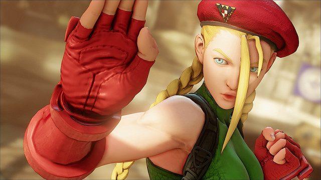 Street Fighter V Chega em 2016, Novos Detalhes Sobre o Jogo