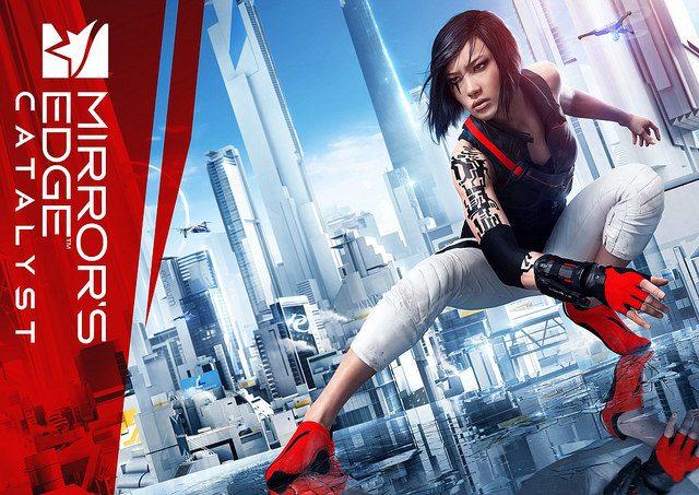 Mirror's Edge Catalyst Chega ao PS4 em 23 de Fevereiro do Ano que Vem