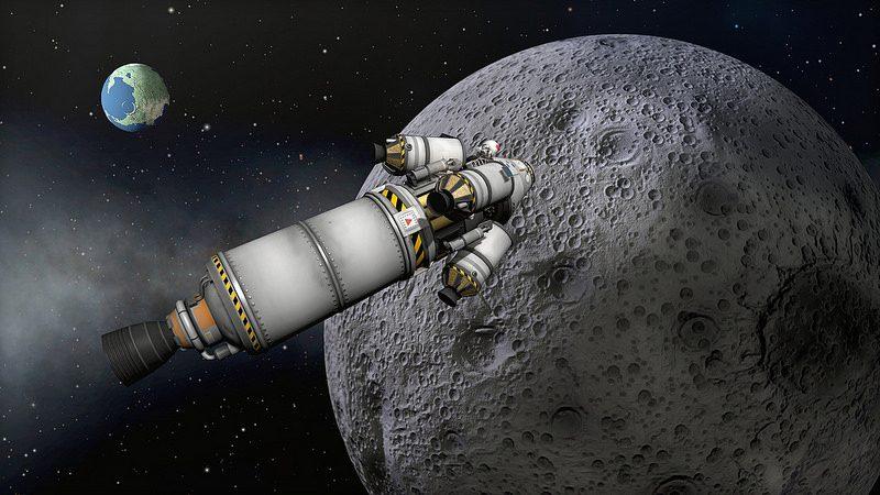 Kerbal Space Program se Prepara para o Lançamento no PS4