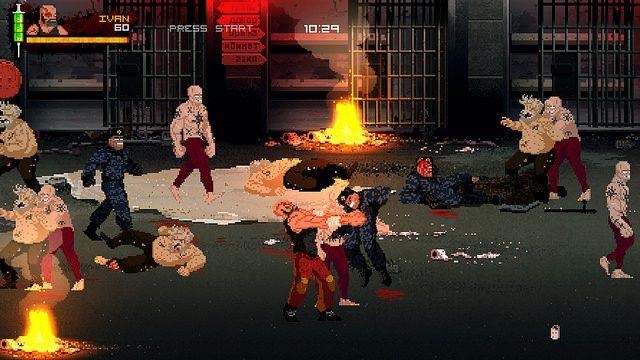 Eitr, Mother Russia Bleeds, e Mais Chegando ao PlayStation