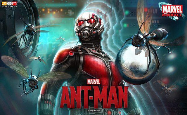 Ant-Man Pinball Chega para PS4, PS3 e PS Vita em 15 de Julho