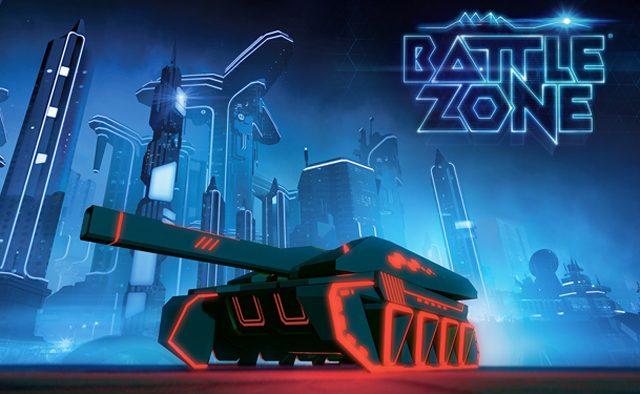 Apresentando Battlezone para Project Morpheus