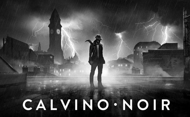 Apresentando a Aventura Stealth com Estilo Film Noir Calvino Noir para PS4