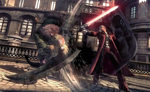 Devil May Cry 4 Special Edition Chega Hoje ao PS4