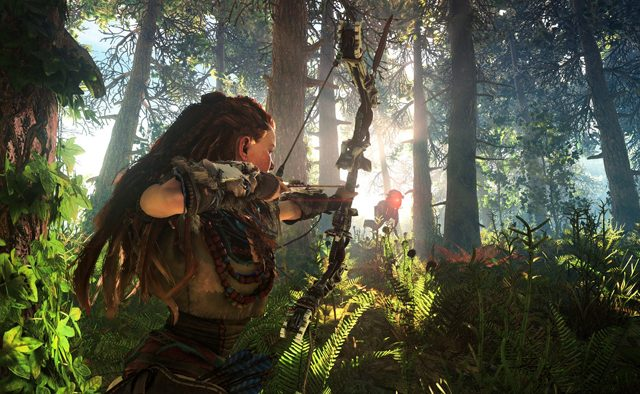 Guerrilla nos guia pelo trailer da E3 de Horizon Zero Dawn