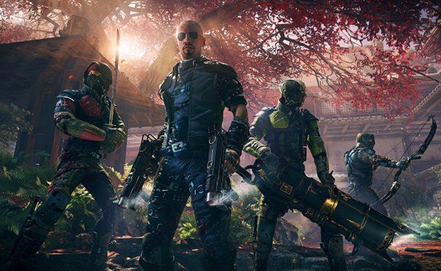 Shadow Warrior 2 Chega ao PS4 Ano que Vem