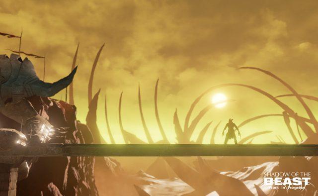 Shadow of the Beast: Uma Retrospectiva da E3