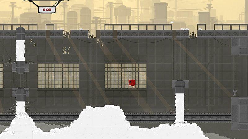 Super Meat Boy Chegando ao PS4 e PS Vita (Sim, É Verdade!)