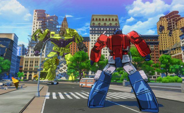 Revelados Detalhes de Transformers: Devastation