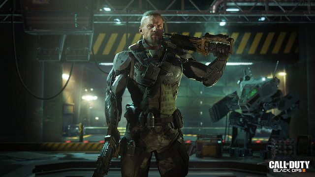 Botamos as Mãos no Multiplayer do Call of Duty: Black Ops III