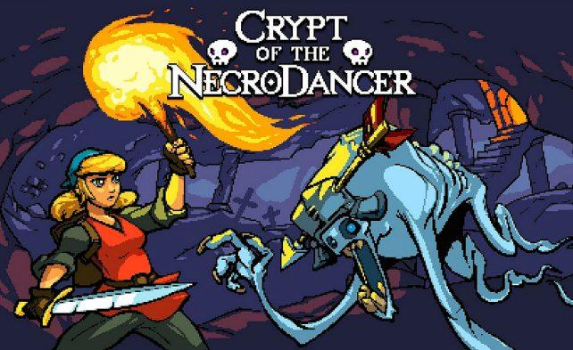 Crypt of the NecroDancer Chegando ao PS4 e ao PS Vita