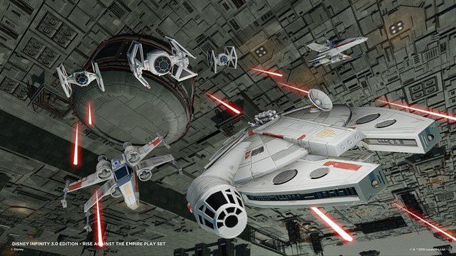 Veja o que nos contaram os criadores de Disney Infinity 3.0: Star Wars
