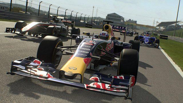 Novos Detalhes do F1 2015, que Chega Hoje ao PS4