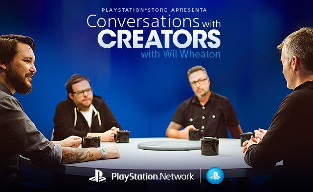 """Conversations with Creators with Wil Wheaton"" Estreia em 7 de julho"