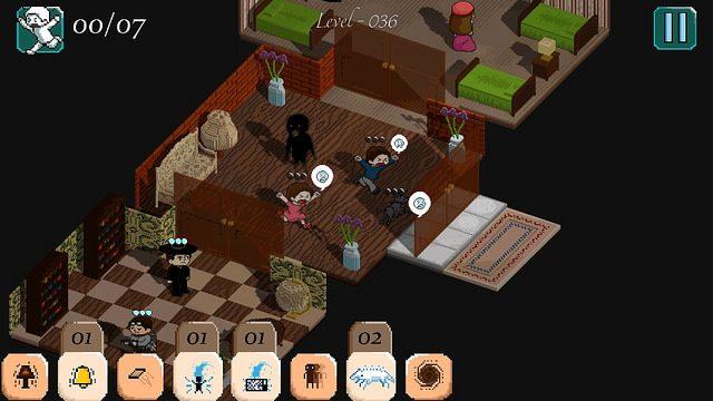 Poltergeist: A Pixelated Horror, o assustador e enigmático game de arte em pixels, está disponível para PS4