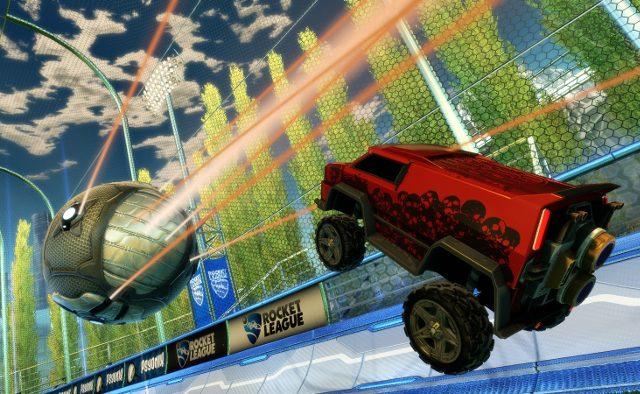 Rocket League Chega Hoje, Grátis para Membros PS Plus