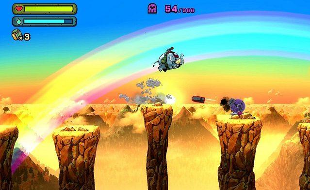 Tembo The Badass Elephant Sai Amanhã: Estreia da Game Freak no PS4