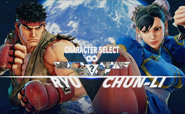 Revelados Detalhes da Beta do Street Fighter V para PS4