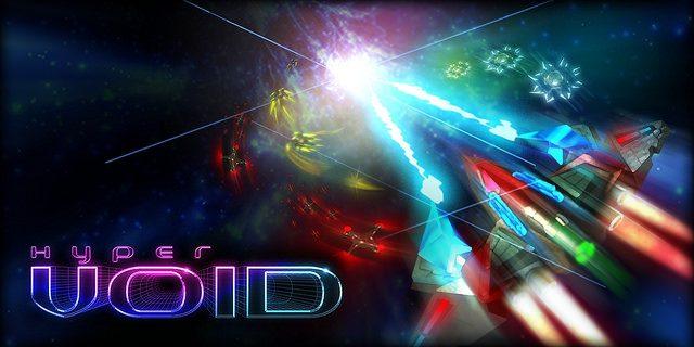 Hyper Void Chega ao PS4 em 8 de Setembro