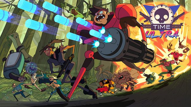 14 Fatos Totalmente Verdadeiros Sobre Super Time Force Ultra