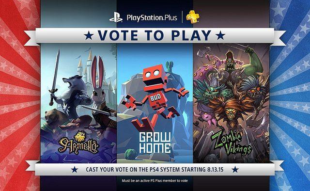 Vote to Play Começa na Quinta-feira, Ajude a Decidir o Próximo Jogo para PS Plus