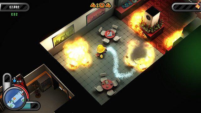 Flame Over Esquenta o PS4 em 15 de Setembro