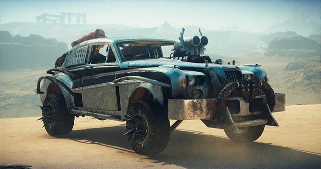 5 Segredos para Descobrir em Mad Max, Que Chega Hoje ao PS4