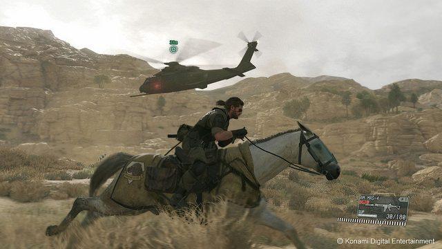 Metal Gear Solid V: The Phantom Pain Chega Hoje ao PS4 e PS3