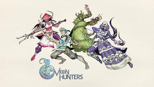 Moon Hunters Chega ao PS4 em 2016 com Sistema de Cozinha da Velha Guarda