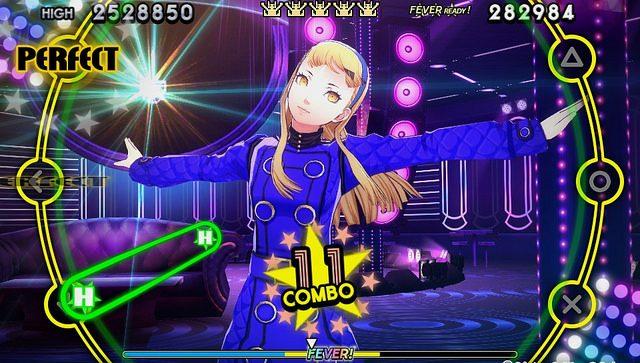 Persona 4: Dancing All Night Chega Hoje ao PS Vita