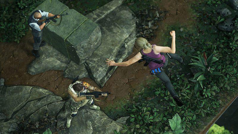 Pegando o Jeito do Multiplayer de Uncharted 4: A Thief's End