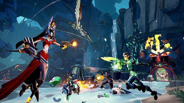 Versão Beta de Battleborn Chega Primeiro no PS4, em 2016